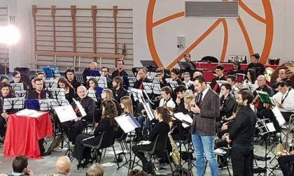 Concerto di gala: tradizione interrotta ma il Corpo musicale saluta l'anno nuovo con una galleria di foto