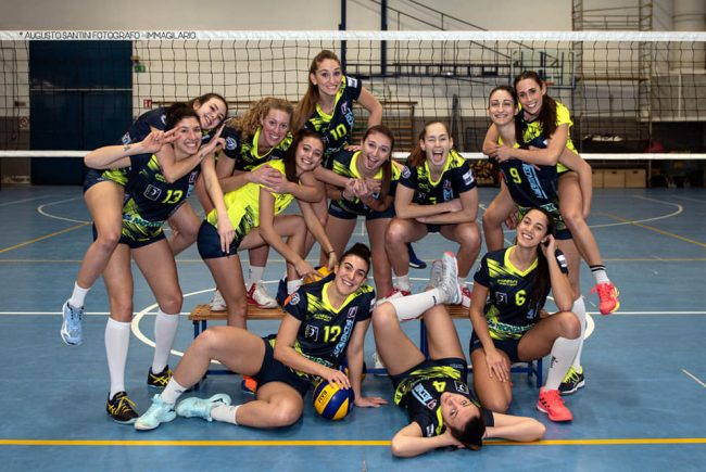 albese volley al via