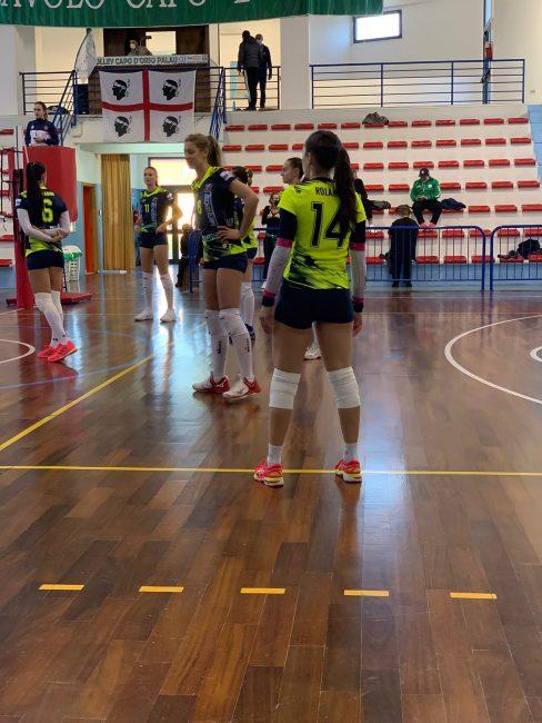 Albese Volley ok a palau