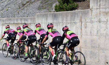 Ciclismo lariano la Bike Cadorago ha presentato le nuove divise 2021