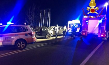 Incidente a Bregnano, grave un giovane