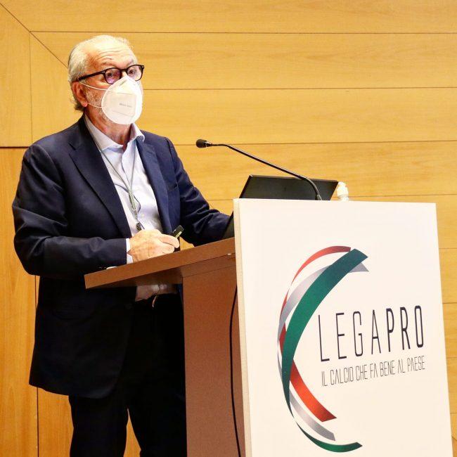 Como calcio Francesco Ghirelli rieletto presidemte Lega Pro
