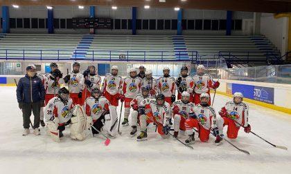 Hockey Como gli Under15 chiudono la stagione con una bella vittoria