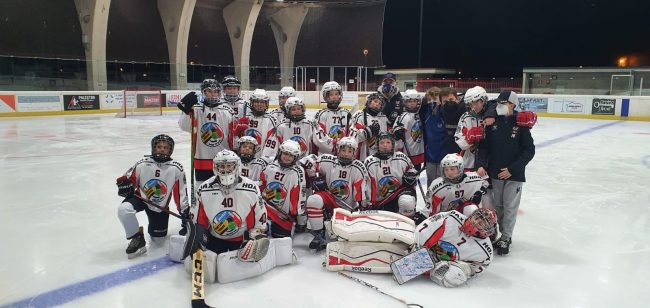 Hockey Como Under13 ok all'esordio
