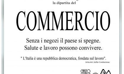 Fratelli d'Italia e Confcommercio sostengono l'iniziativa dei negozianti di Canzo