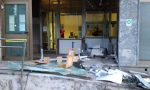 Assalto alle Poste, devastato l'ufficio con una ruspa