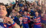 Rugby lariano il comasco Ruggeri segna con Rovigo e doma i Leoni di Piacenza