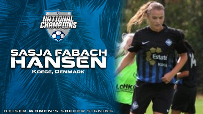 calcio femminile Sasja Hansen