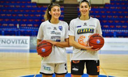 Basket femminile: il derby di inizio anno delle sorelle Meroni di Albavilla lo ha vinto Marta