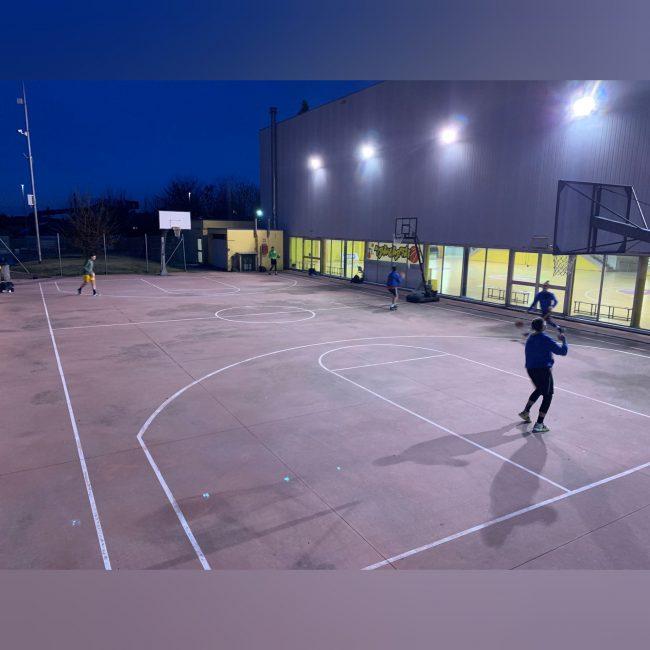 Basket lariano Vurtus Cermenate riprende