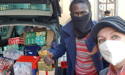 Oltre mille le Scatole della Befana raccolte sul Lago di Como: partita la consegna FOTO