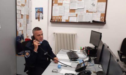 """Il sovrintendente Perna della Polizia Locale di Como va in pensione: era la """"voce"""" della Sala Operativa"""