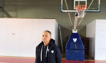 """Pallacanestro Cantù coach Bucchi si presenta: """"Sfida da affrontare con determinazione, metterò tutto me stesso"""""""