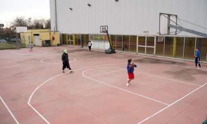 Basket lariano la Virtus Cermenate ha ripreso l'attività... per ora all'aperto