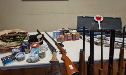 In casa aveva le pistole legalmente detenute dal padre... che però era morto