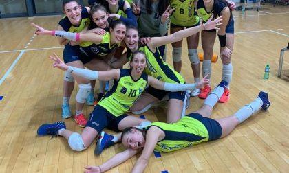 Albese Volley la Befana porta un buon doppio test a Milano per la Tecnoteam