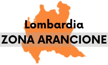 Lombardia zona arancione da domenica 10 gennaio