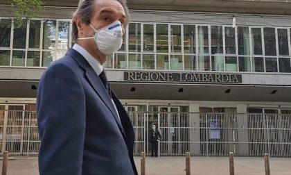 """Fontana """"pressa"""" il Ministero: """"In Lombardia dati da zona gialla da 3 settimane"""""""