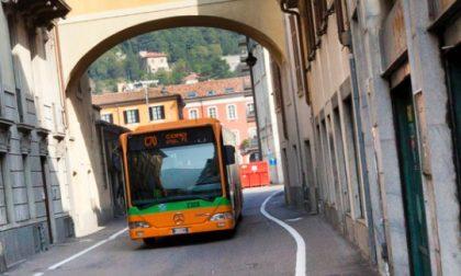 Asf autolinee:  potenziamento corse in zona arancione