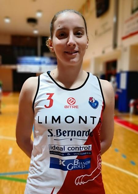 Basket femminile Laura Spreafico
