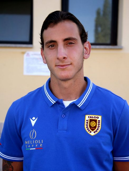 Como calcio ecco Luca Germoni