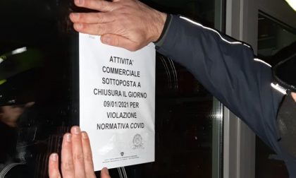 Normativa anti Covid: sanzionate cinque attività dalla Polizia Locale di Como