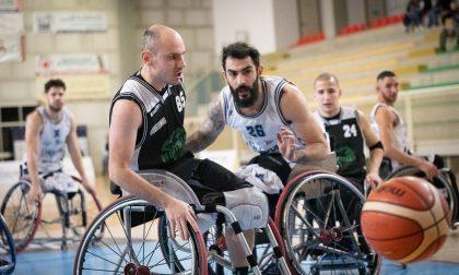 Il derby lombardo si tinge di biancoblù: Unipolsai Brintea84 Cantù batte Sbs Montello