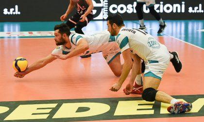 Il Pool Libertas lotta fino alla fine, ma il derby va a Bergamo