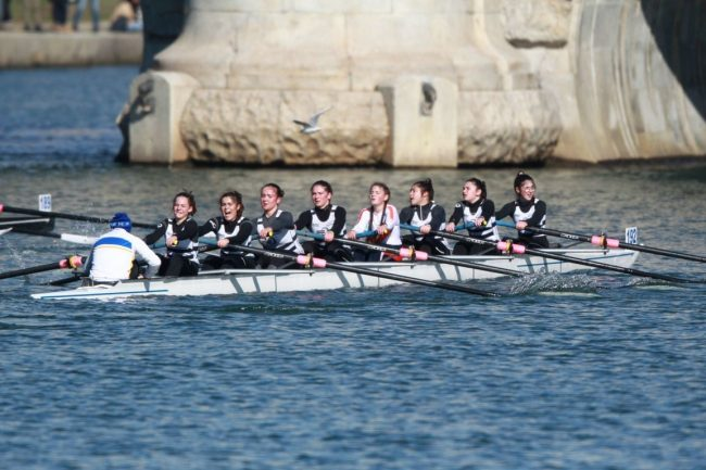 Canottaggio lariano l'8 Canottieri Moltrasio