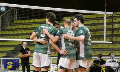 Volley maschile A2: Pool Libertas vittorioso in casa