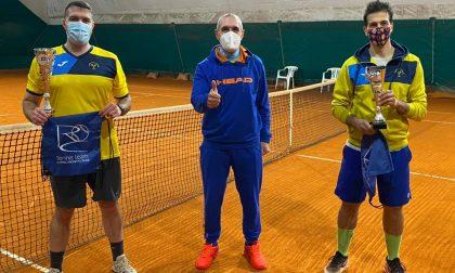 Tennis lariano, al circolo di Mariano Luigi Croci ha vintola prima tappa TPRA