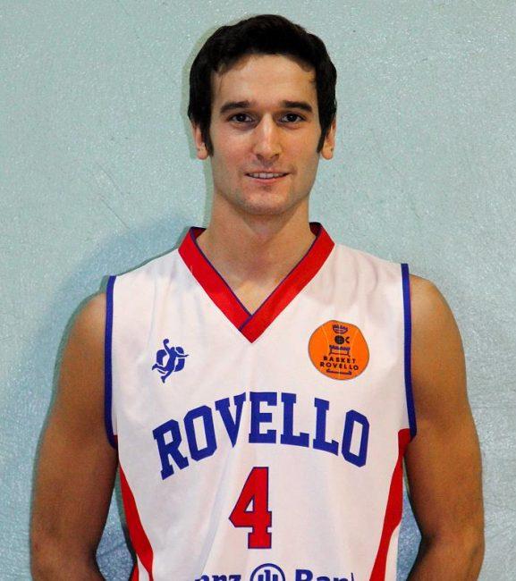 Basket lariano Giovanni Romei