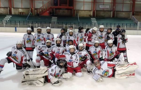 Hockey como u13 seconda vittoria