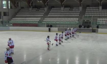 Hockey Como ieri Under15 biancoblù ancora battuti a Pinerolo