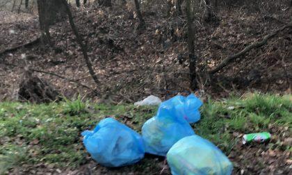 Abbandono rifiuti a Menaggio: individuato e sanzionato il responsabile