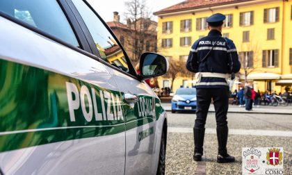 Controlli anti-Covid tre sanzioni a Como