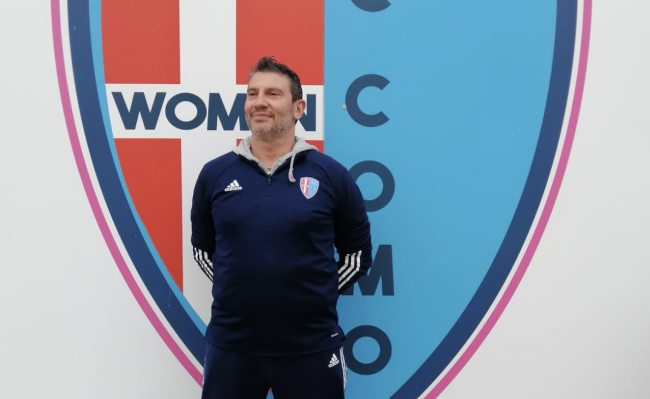 Calcio femminile Marzio De Gaetano
