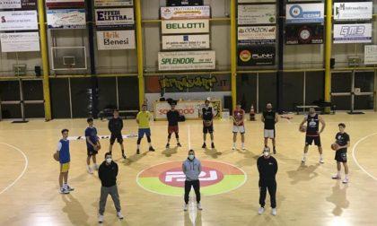 Basket C Gold mercoledì 28 la Virtus Cermenate all'assalto della Pallacanestro Milano
