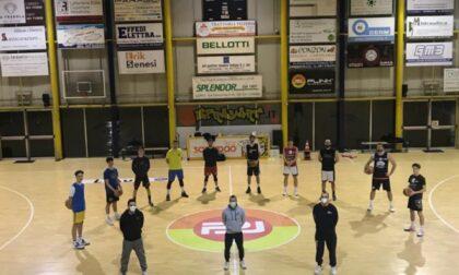 Basket C Gold la Virtus Cermenate attende il big match contro Lissone