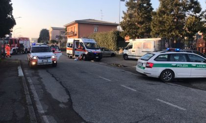 Incendio in un'azienda a Perticato: soccorse tre persone
