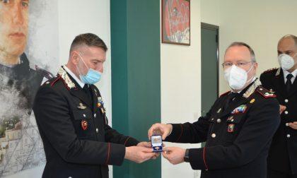 In congedo il comandante del nucleo operativo radiomobile di Como