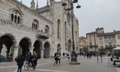 Weekend, provvedimenti anti-assembramenti a Como: confermato il girone pedonale