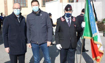 Commemorazione dell'ambasciatore Luca Attanasio e del carabiniere Iacovacci