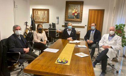 Ospedale Fatebenefratelli e fondazione don Caccia insieme collaborano per la salute di mamma e bimbo