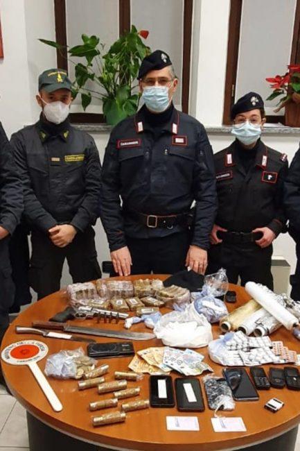 Carabinieri di Erba