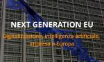 Digitalizzazione, impresa e Intelligenza Artificiale in Europa