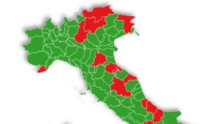 Covid, varianti e zone rosse provinciali: Como (al momento) sotto la soglia critica