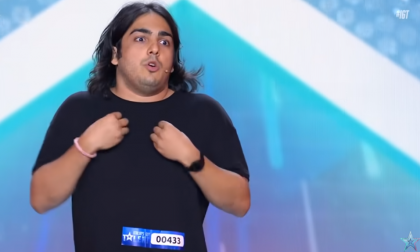 Il comasco Max Angioni protagonista a Italia's Got Talent