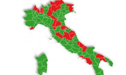 La situazione peggiora: a Como numeri da zona rossa