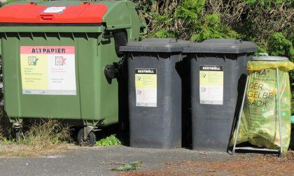 Tavernerio Comune riciclone: superato il 65% della raccolta differenziata